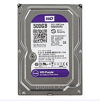 Жесткий диск WD-500GB