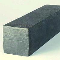 Поковка стальная брусок с отверстием Ст3Гпс (ВСт3Гпс) ГОСТ 7829-70 кованая на молотах