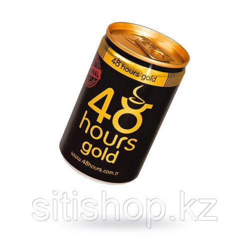 Газированный напиток 48 hours gold 150 мл