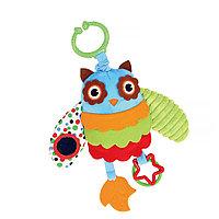 """Biba Toys: Игрушка-подвеска """"Непоседливая Совушка"""""""