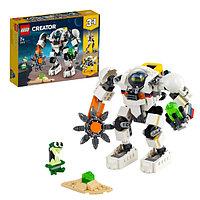 LEGO Creator 31115 Конструктор ЛЕГО Криэйтор Космический робот для горных работ