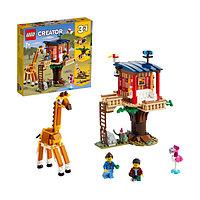 LEGO Creator 31116 Конструктор ЛЕГО Криэйтор Домик на дереве для сафари