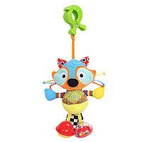 """Biba Toys: Игрушка-подвеска """"Крошка-Енот"""""""