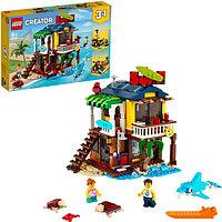 LEGO Creator 31118 Конструктор ЛЕГО Криэйтор Пляжный домик серферов