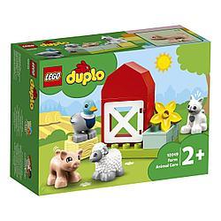 LEGO DUPLO Town Уход за животными на ферме