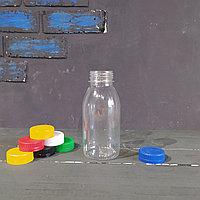 Пэт бутылки 0,3л. широкое горловина