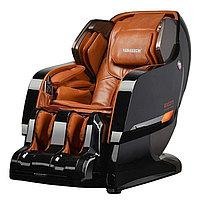 Массажное кресло Yamaguchi YA-6000 Axiom, черно-рыжее