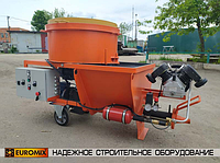 Растворонасос со смесителем EUROMIX 500.2 HANDY JET, фото 1