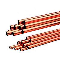 Трубка медная 15х0,5 мм М1 ГОСТ 11383-75 тянутая