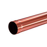 Труба медная 80х2,5 мм М1ф ГОСТ 617-2006 холоднокатаная
