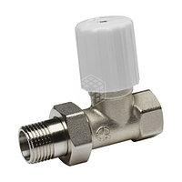 """Клапан прямой термостатический для радиатора1/2"""" (AQualink)"""