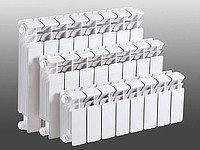 Радиатор Идеал 500/100 алюминиевый (1 секц.)