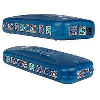 VGA 4-ports splitter, разветвитель VGA-сигнала на 4 видеовыхода Арт.5063