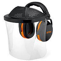 Защита лица и слуха с пластиковым щитком Stihl