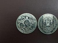 Юбилейные монеты Казахстана из серии Народные сказки