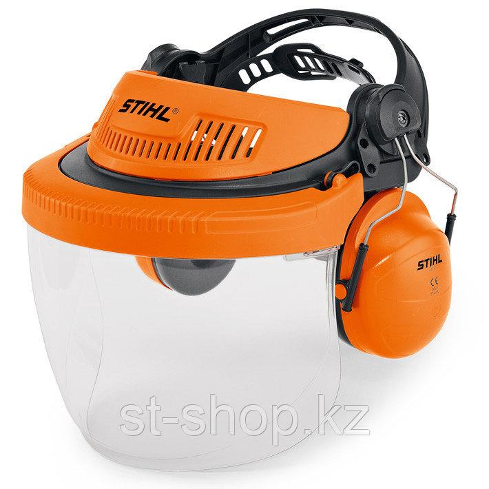 Наушники с защитой глаз Stihl Profi G500 PC
