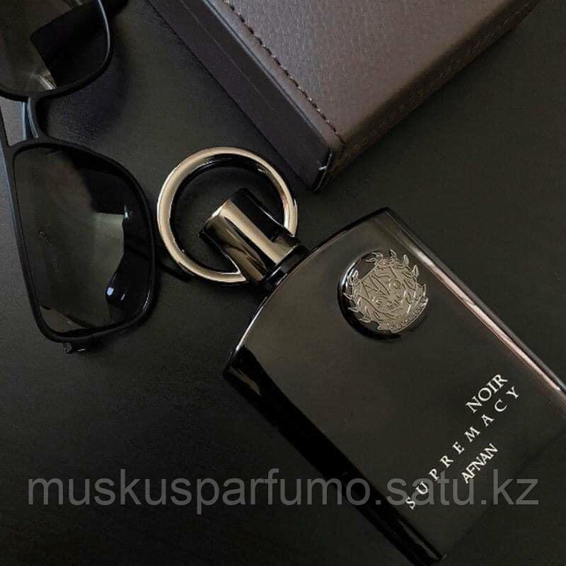 Supremacy Noir Afnan Perfumes Мужской 100 ml оригинал - фото 5