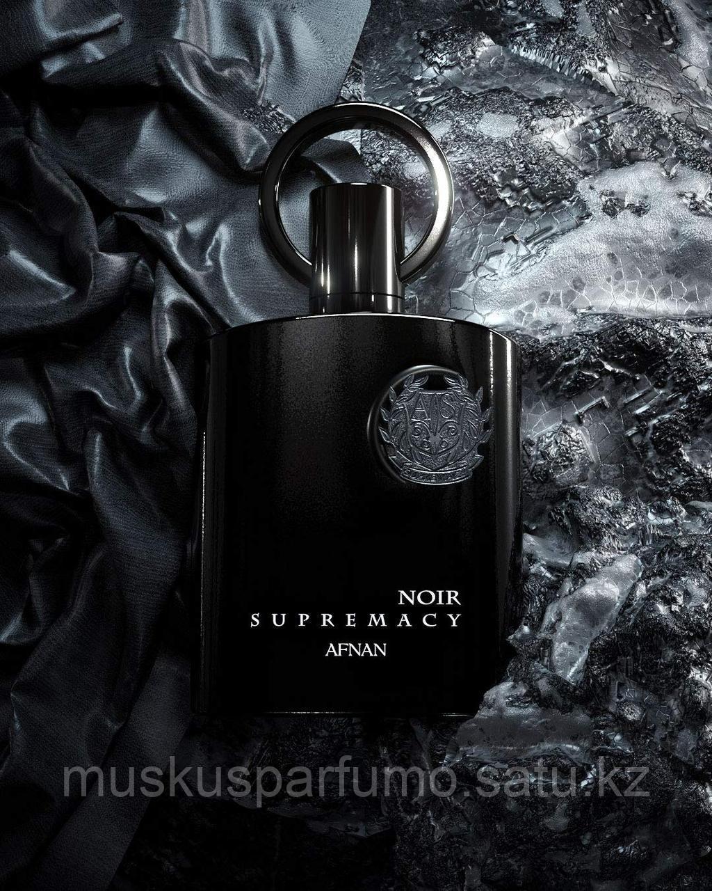 Supremacy Noir Afnan Perfumes Мужской 100 ml оригинал - фото 4