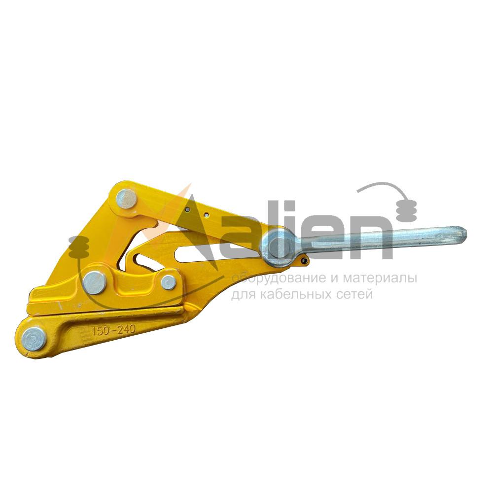 МЗА-3 Зажим монтажный (лягушка) из алюминиевого сплава