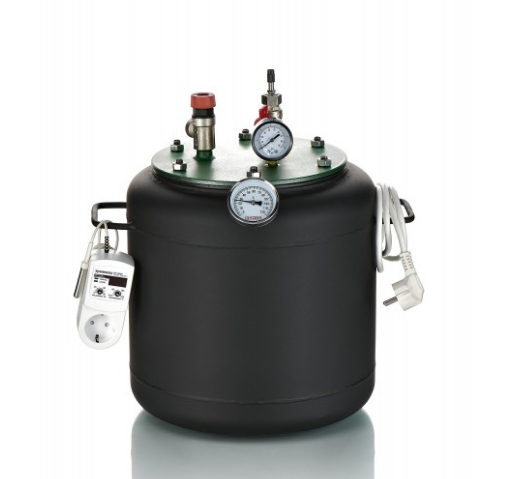 Автоклав бытовой электрический УТех8 electro Бук (8 банок по 0,5 л, универсальный)