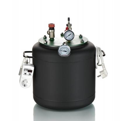 Автоклав бытовой электрический УТех8 electro Бук (8 банок по 0,5 л, универсальный), фото 2