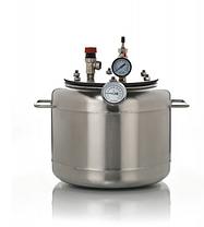 Автоклав бытовой газовый А8 Бук(8 банок по 0,5 л, нержавейка), фото 2