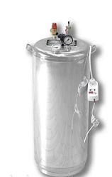 """Автоклав электрический """"Гуд 40-electro"""" (универсальный, 40 банок 0,5 л). Крышка поджимается изнутри"""