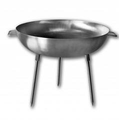 Сковорода-диск для пикника 60 см нержавеющая сталь