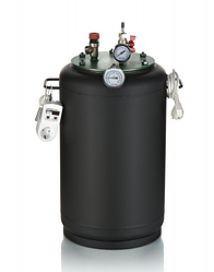 Автоклав бытовой электрический УТех24 electro Бук (24 банки по 0,5 л, универсальный)