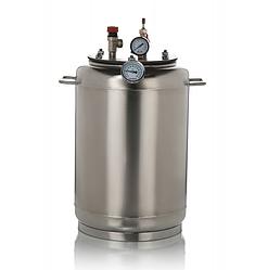 Автоклав бытовой газовый А24 Бук (24 банки по 0,5 л, нержавейка)