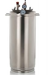 Автоклав бытовой газовый А40 Бук (40 банок по 0,5 л, нержавейка)