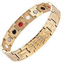 Магнитный браслет Золотой Султан