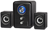 Компактная акустика 2.1 Defender V11 11 Вт (Black)