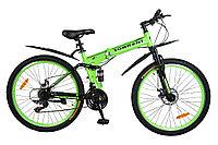 Велосипед Torrent Transformer Черный-Зеленый