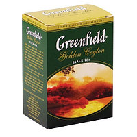 Черный чай Greenfield Golden Ceylon, 100 гр