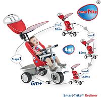Велосипед Smartrike Recliner Red/Grey