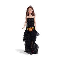 Кукла 29см, X Game kids, 9314, Серия Emily Сказочный бал, Подарочная упаковка, Чёрное платье, Пласти