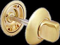 MORELLI завертка сантехническая MH-WC SG/GP, матовое золото/золото