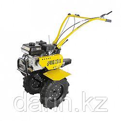 Мотоблок DPT-470, 7 л.с, ременное сцепление, ширина 85 см, глубина 35 см, фрез 3 х 4, ШОМ, передачи 3В/1Н