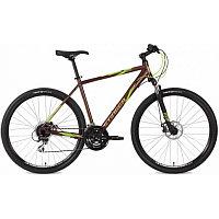 """Велосипед Stinger 28"""" Campus Evo 56, коричневый, TX800/M360/EF510"""