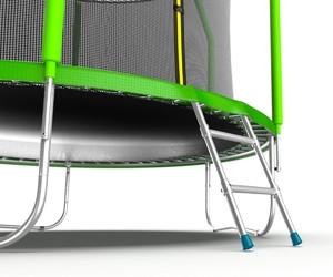 Батут EVO JUMP Cosmo 10ft (Green) - фото 2