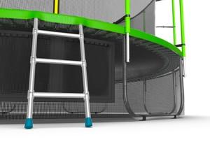 Батут EVO JUMP Internal 16ft (Green) + Lower net - фото 4