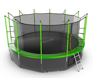 Батут EVO JUMP Internal 16ft (Green) + Lower net - фото 6