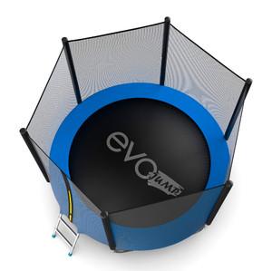 Батут EVO JUMP External 8ft (Blue) - фото 2