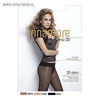 Колготки женские INNAMORE Sensi 20 ден, цвет чёрный (nero), размер 4