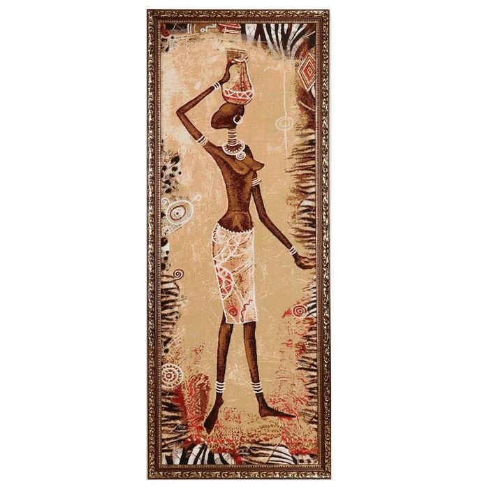 """Гобеленовая картина """"Конго"""" 38*98 см"""