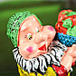 """Садовая фигура """"Гном с овощами"""", разноцветный, 37 см, микс, фото 8"""