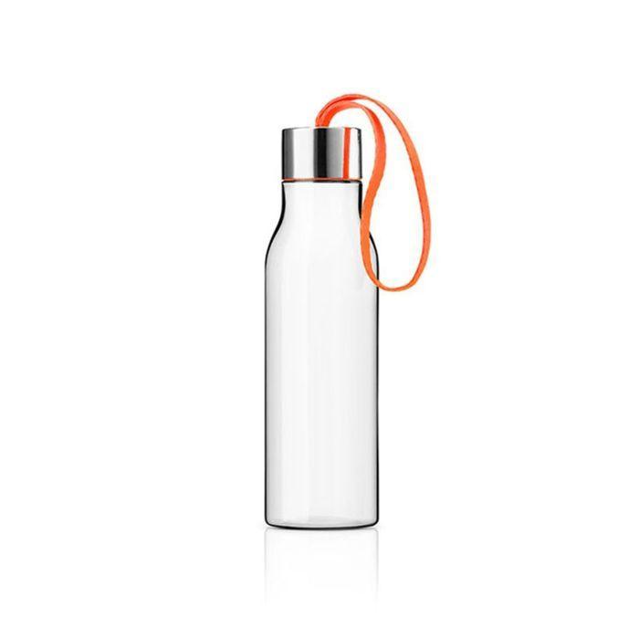 Бутылка 500 мл, оранжевая