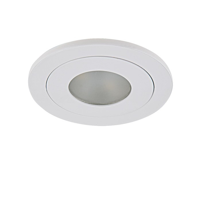 Светильник встраиваемый Leddy 3Вт LED 3000K белый