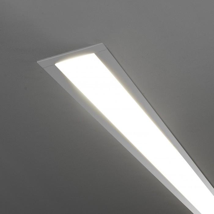 Светильник светодиодный LSG-03-5, IP20, 4200K, 21 Вт, цвет серебро